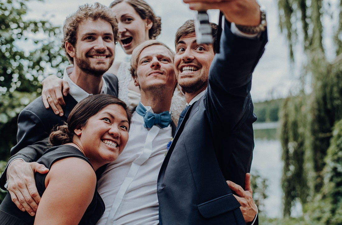 Wedding Photographer, Selfie