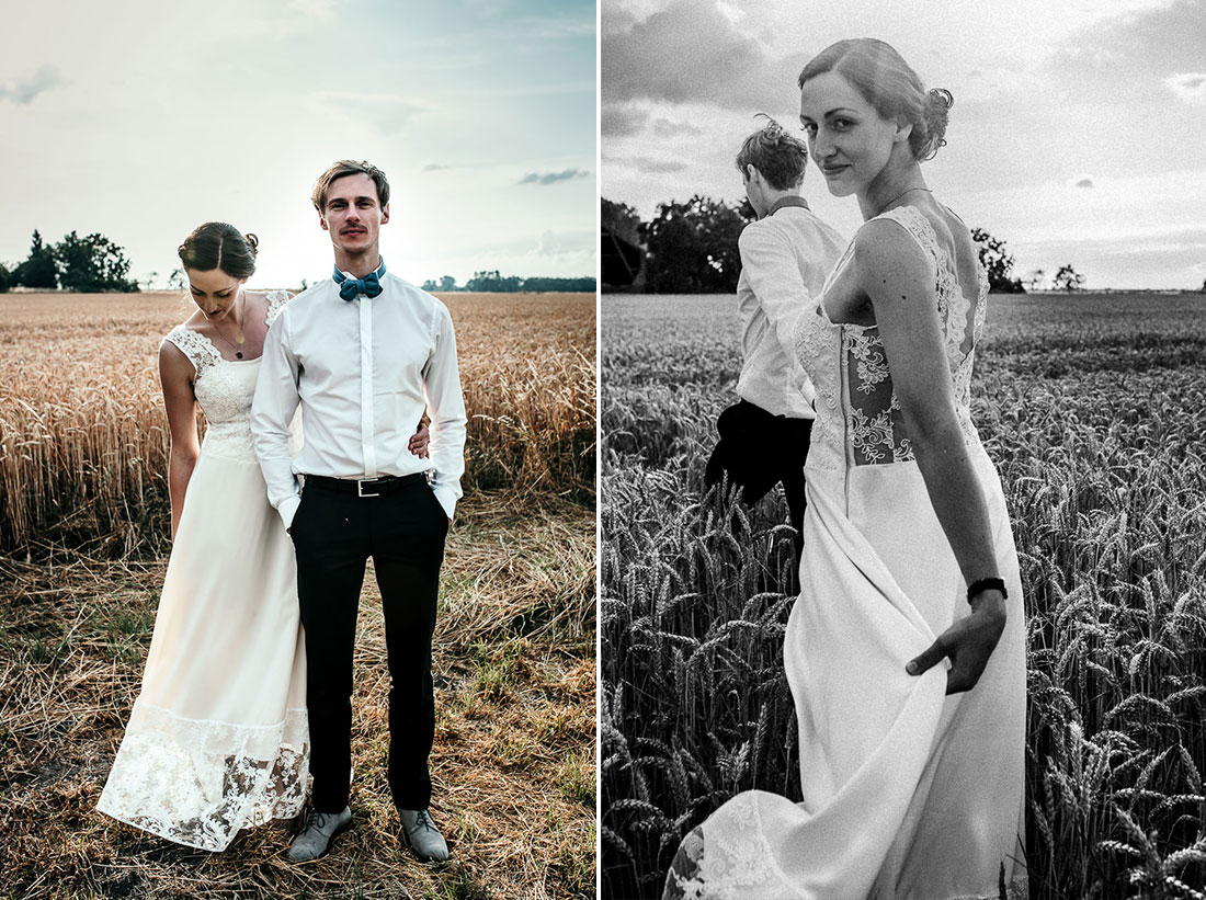 Wedding Photography Berlin, Field