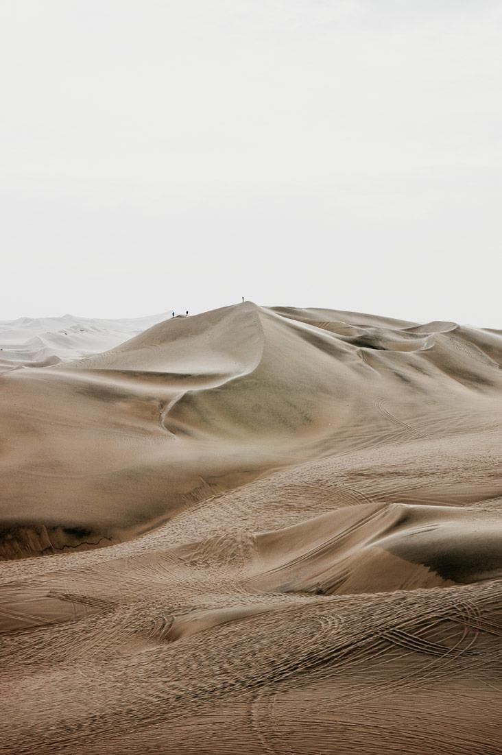 Peru Desert Travel Ica