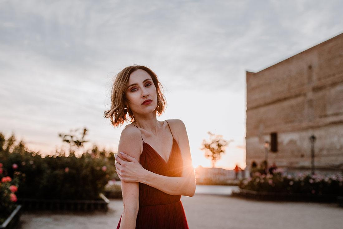 Sunset Portrait Shooting Madrid